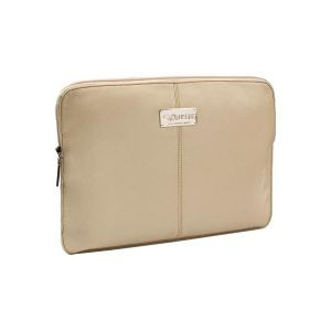 Carrying case Laptop 12 inch Krusell Beige