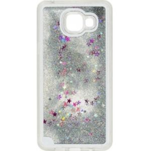 Carrying case for Samsung A520 Senso TPU Glitter Silver