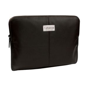 Carrying case Laptop 12 inch Krusell Brown