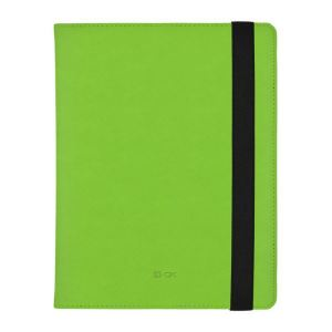 Carrying case for 4-OK FSUR1V Universal 10.1 inches Folio Cam Case Green