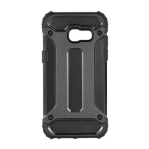 Carrying case for Samsung A520 Senso TPU Armor Black