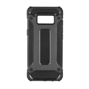 Carrying case for Samsung G955 Galaxy S8 Plus Senso TPU Armor Black