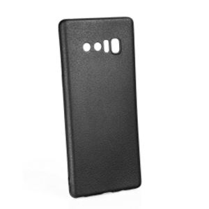 Carrying case for Samsung N950 Galaxy Note 8 Senso TPU Slim Fit Black