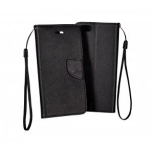 Carrying case for Huawei Y7 iSelf Book Fancy Case Black