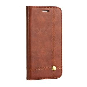 Carrying case for Huawei Mate 10 Lite Senso Classic Book Magnetic Case Brown