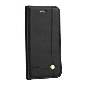 Carrying case for Huawei P20 Lite Senso Classic Book Magnetic Case Black