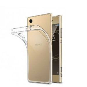 Carrying case for Sony Xperia A1 Senso TPU Clear