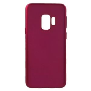 Carrying case for Samsung A600 Senso TPU Red