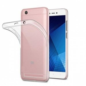 Carrying case for Xiaomi Redmi 5 Plus Senso TPU Clear