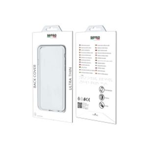 Carrying case for Samsung A605 Senso TPU Clear