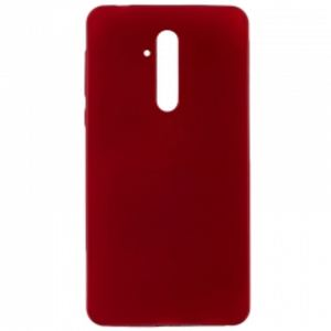 Carrying case for Huawei Mate 20 Lite Senso TPU Red