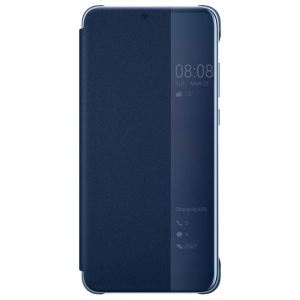 Original Carrying case Huawei Mate 20 Lite Smart View Flip Cover Blue