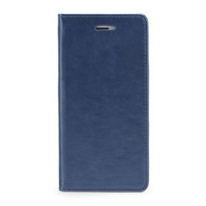 Carrying case for Huawei P20 Lite Senso Book Magnetic Case Blue