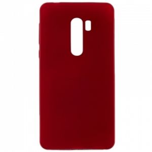 Carrying case for Xiaomi Pocophone F1 Senso TPU Red