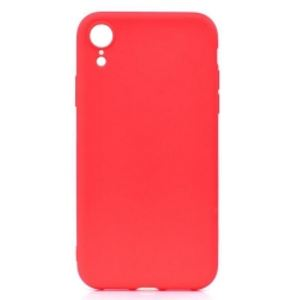 Carrying case for iPhone XR Senso TPU Red