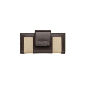 Carrying case Nokia N80 CP-153 Brown