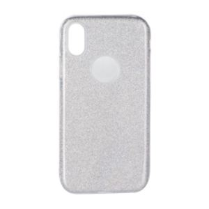 Carrying case for iPhone 10 Senso TPU Sunshine Silver