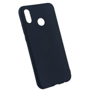 Carrying case for Huawei P20 Pro Senso Smooth TPU Black