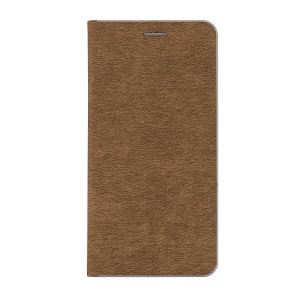 Carrying case for Samsung J610 Senso Feel Stand Book Magnetic Case Gold