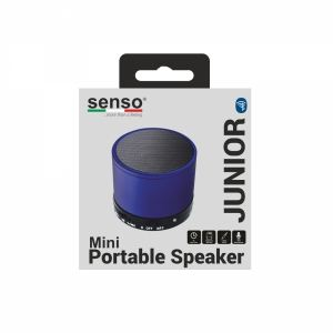 Portable Bluetooth Speakers Senso SBPSJBL Junior Blue