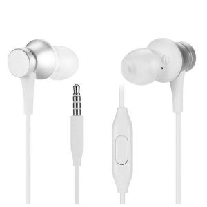 HandsFree Xiaomi ZBW4355TY 3.5mm jack Stereo Silver