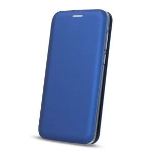 Carrying case for Xiaomi Redmi Note 7 Senso Oval Book Magnetic Case Blue