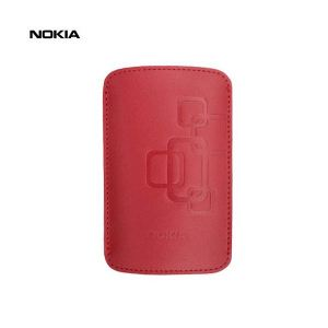 Carrying case Nokia CP-342 Red