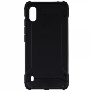 Carrying case for Samsung A105 Galaxy A10 Senso TPU Armor Black