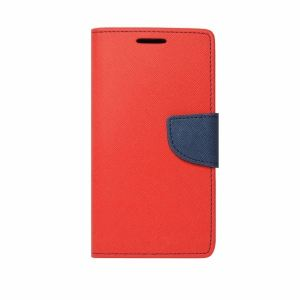 Carrying case for Samsung A105 Galaxy A10 iSelf Book Fancy Case Red