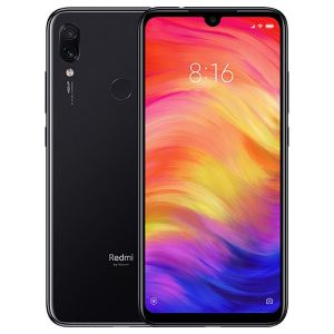 Xiaomi Redmi Note 7 128GB/4GB RAM Dual SIM Black
