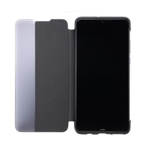 Original Carrying case Huawei P30 Lite Smart View Flip Cover Black