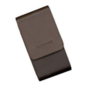 Carrying case Samsung S3650/S5830 AALC200LBE Brown