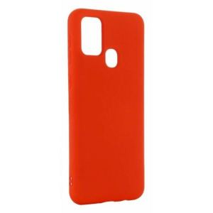 Carrying case for Samsung A217 Galaxy A21s Senso TPU Red