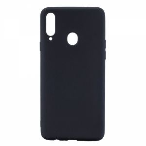 Carrying case for Samsung A207 Galaxy A20s Senso TPU Black